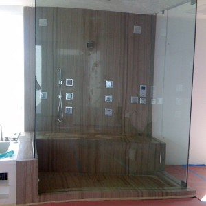 General Contractor Custom Glass Work