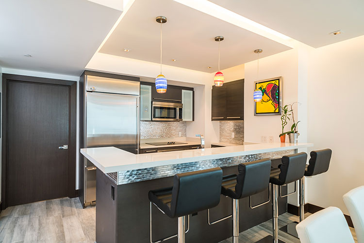Kitchen Design Brickell-Miami-Florida