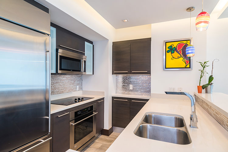 Kitchen Design Brickell Miami Florida