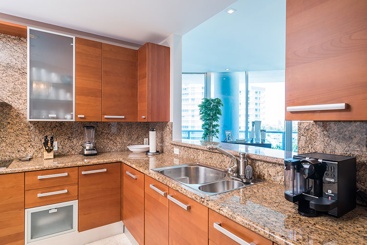 Kitchen Design South Beach Miami Florida