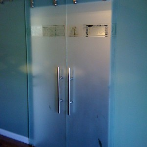 Remodeling Custom Glass Work