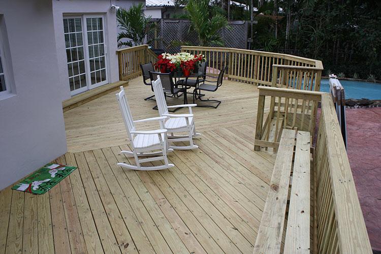 General Construction Contractor-Outdoor