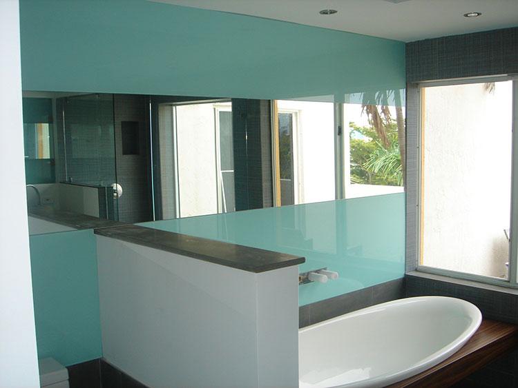 General Contractor Custom Glass Work