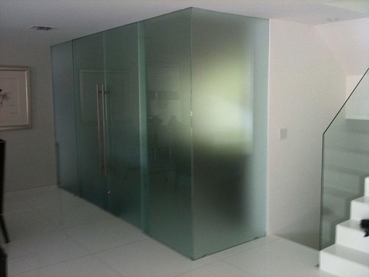 Remodeling Custom Glass Work
