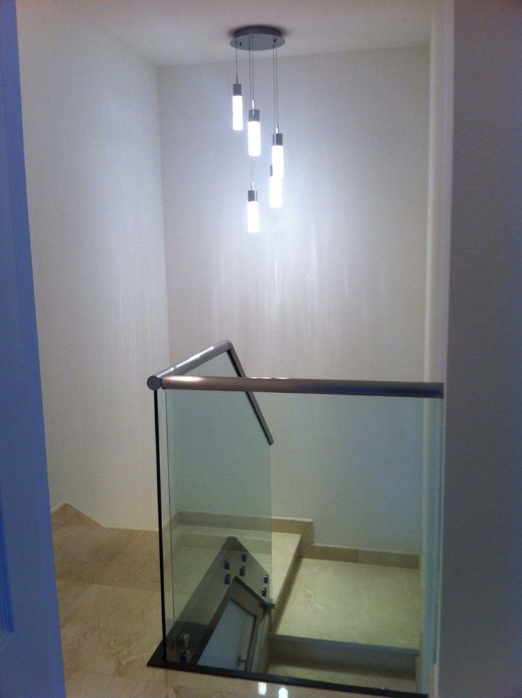 Renovation Custom Glass Work